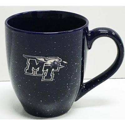 MTSU Speckled Bistro Mug 16oz