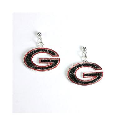 Georgia Rhinestone Earrings