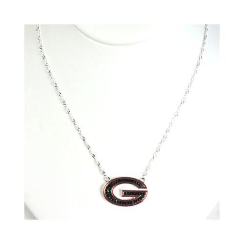 Georgia Rhinestone Necklace