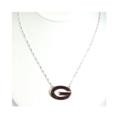 Georgia Rhinestone Necklace