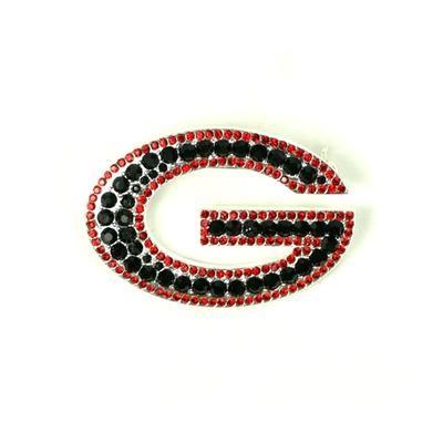 Georgia Rhinestone Pin