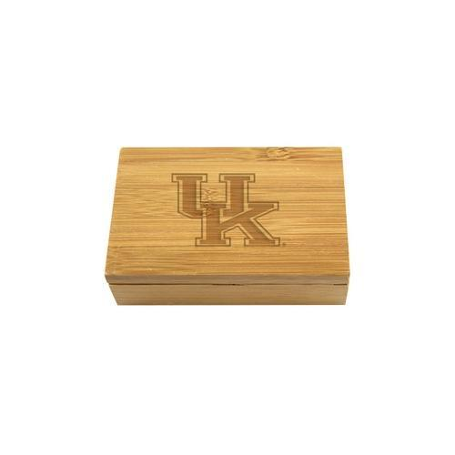 Kentucky Bamboo Corkscrew Set