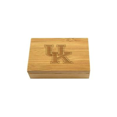 Kentucky Bamboo Corkscrew Set