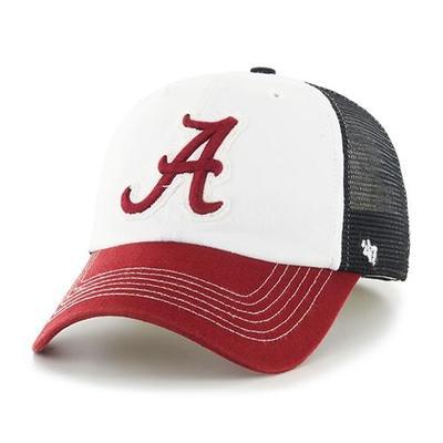Alabama 47 Privateer Meshback Closer Flex Fit Hat