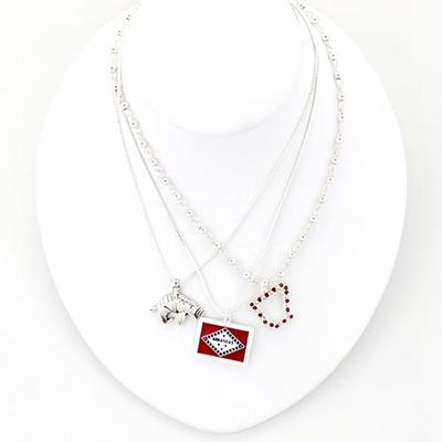 Arkansas Trio Necklace