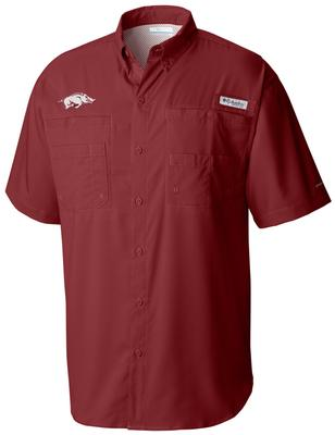 Arkansas Columbia Tamiami Short-Sleeve