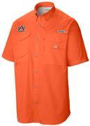 Auburn Columbia Tamiami Short- Sleeve