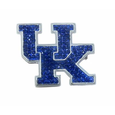 Kentucky Jewelry Rhinestone UK Pin