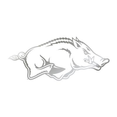 Arkansas Razorback Logo Decal 3
