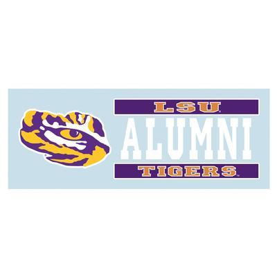 LSU Decal Alumni Block 6