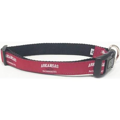 Arkansas Team Dog Collar