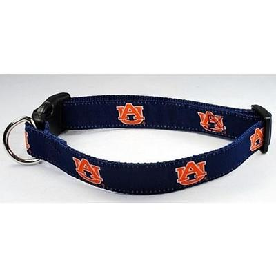 Auburn Team Dog Collar