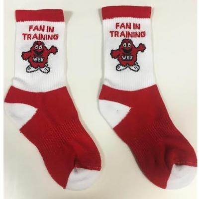 Western Kentucky Future Fan Youth Socks