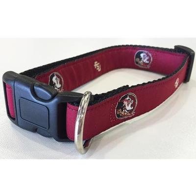 Florida State Team Dog Collar