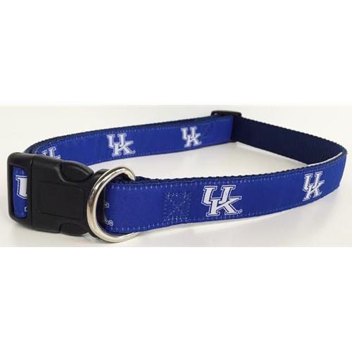 Kentucky Team Dog Collar