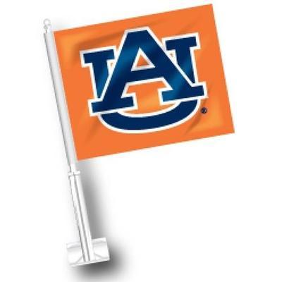 Auburn AU Logo Car Flag