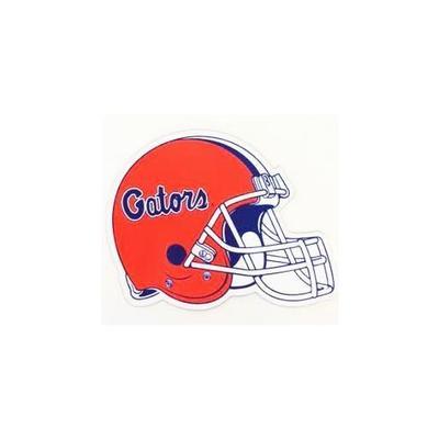 Florida Decal Football Helmet 6