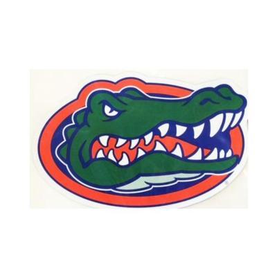 Florida Decal Gator Head Logo 3