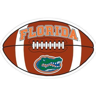 Florida Decal Gator Football 6