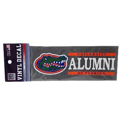 Florida Decal Alumni Block 6