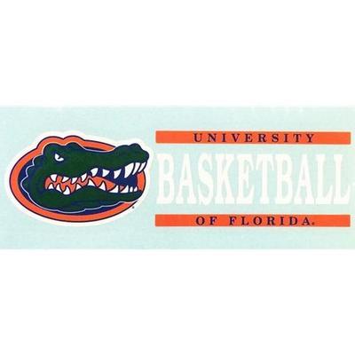 Florida Decal Basketball Block 6