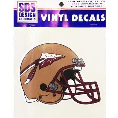 Florida State Decal Football Helmet 6