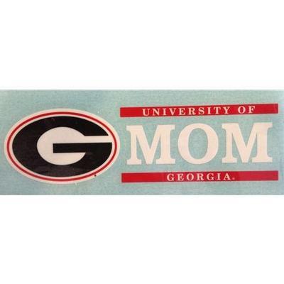 Georgia Mom Vinyl Decal