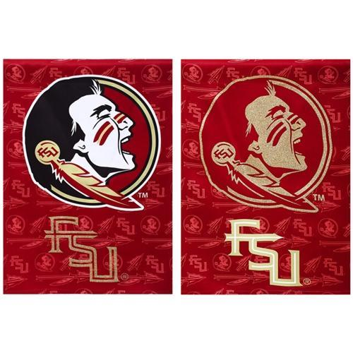 Florida State Glitter House Flag 29