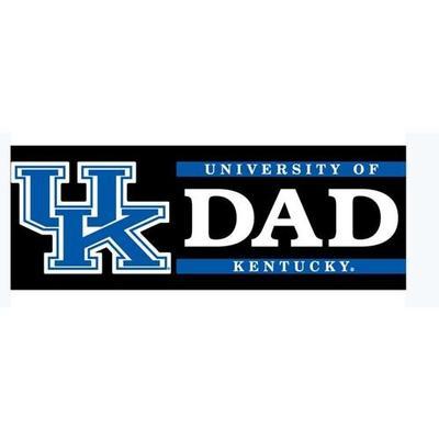 Kentucky DAD Block Decal 6