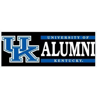 Kentucky Alumni Block Decal 6