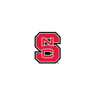 NC State Decal NCS Logo 3