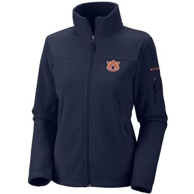 Auburn Columbia Give and Go Women's Fleece