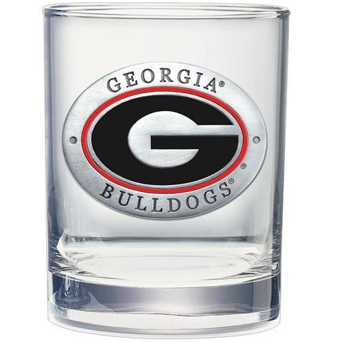 Georgia Double Old Fashioned Glass