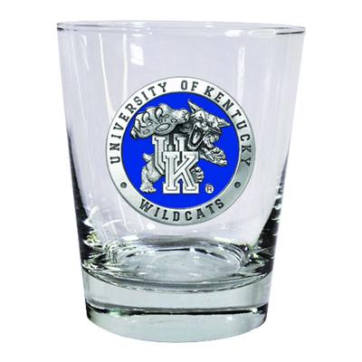 Kentucky Heritage Pewter Old Fashioned Glass