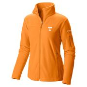 Tennessee Columbia Give And Go Women's Extended Size Fleece
