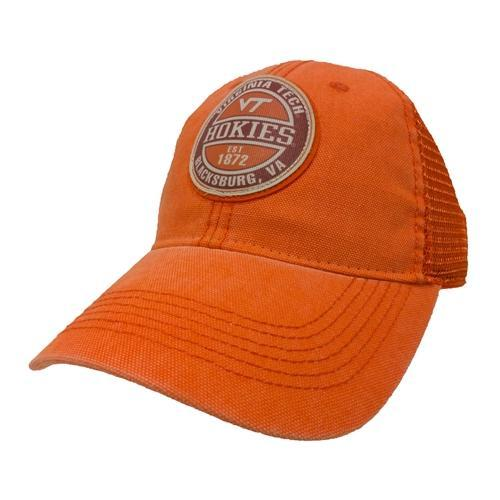 Virginia Tech Mesh Puch Dashboard Hat