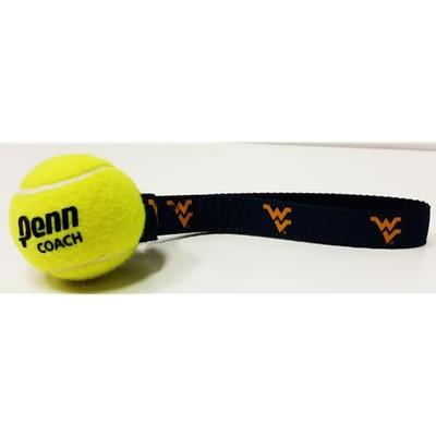 West Virginia Pet Tennis Ball Toy