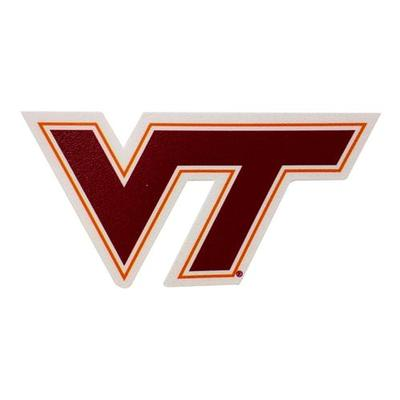 Virginia Tech Logo Decal 3