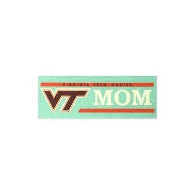 Virginia Tech Mom Decal