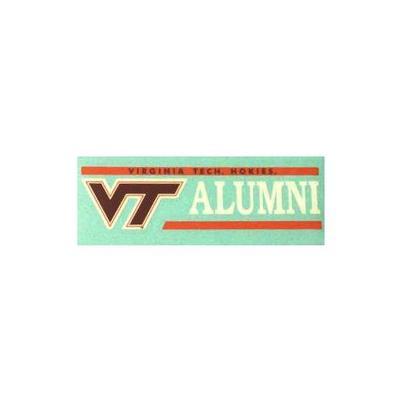 Virginia Tech Alumni Decal
