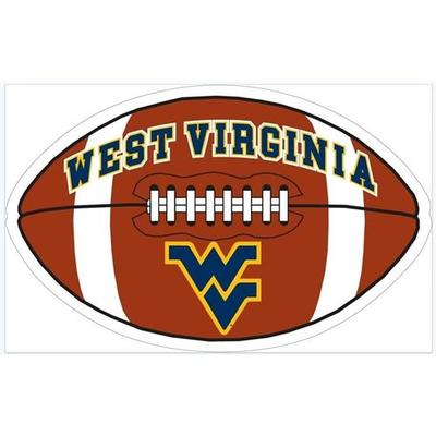 West Virginia Football Decal 6