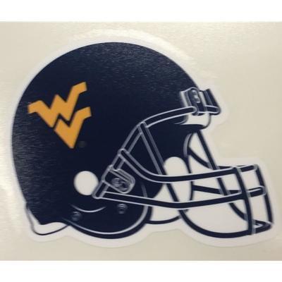 West Virginia Football Helmet Decal 3