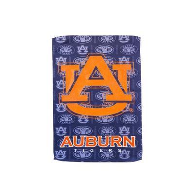 Auburn Tigers Glitter Garden Flag 12.5