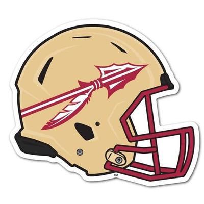 Florida State Football Helmet Dizzler Decal 2