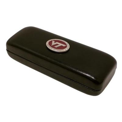 Virginia Tech Black Eyeglass case