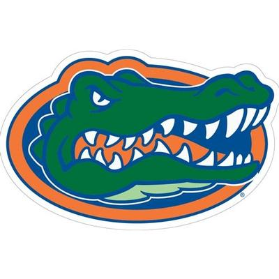 Florida Magnet Gator Head Logo 3