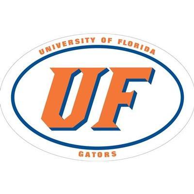 Florida Magnet Euro UF Logo 6