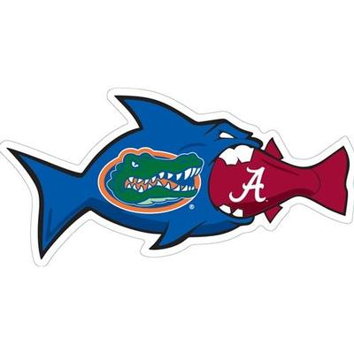 Florida Magnet UF vs Bama Rival Fish 3