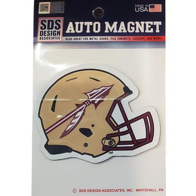 Florida State Magnet Football Helmet 3