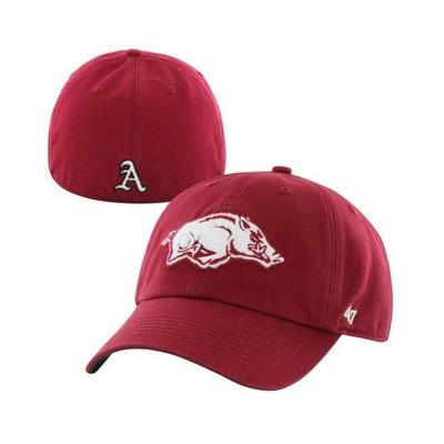 Arkansas Franchise Fitted Hat